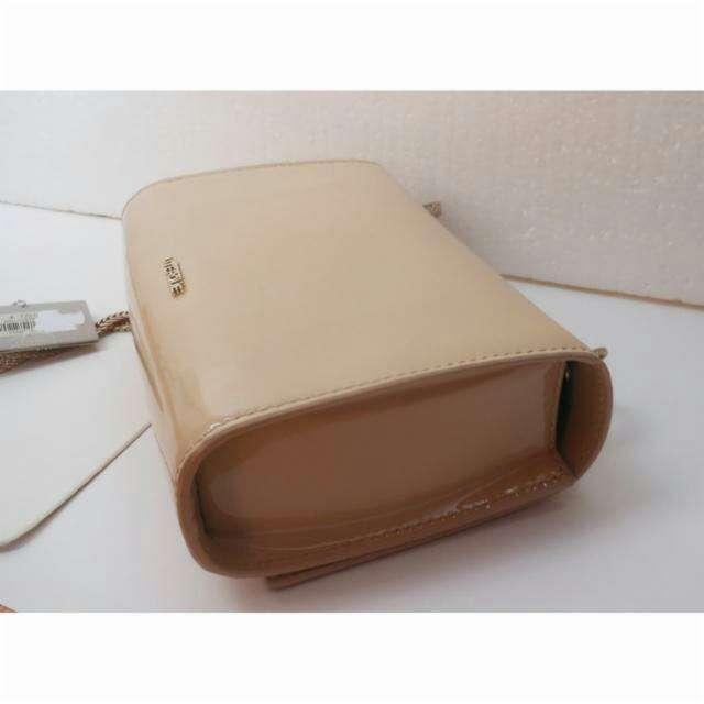 Imagen producto Bolso piel color nude de Uterque 3