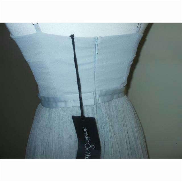 Imagen producto Vestido tul azul de Needle&Thread T.34 3