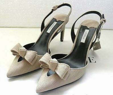 Imagen Zapatos rafia Uterque T.38