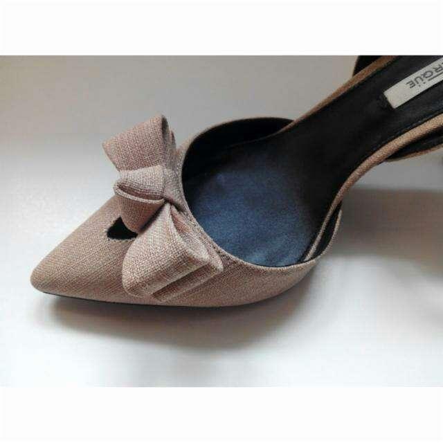 Imagen producto Zapatos rafia Uterque T.38 4