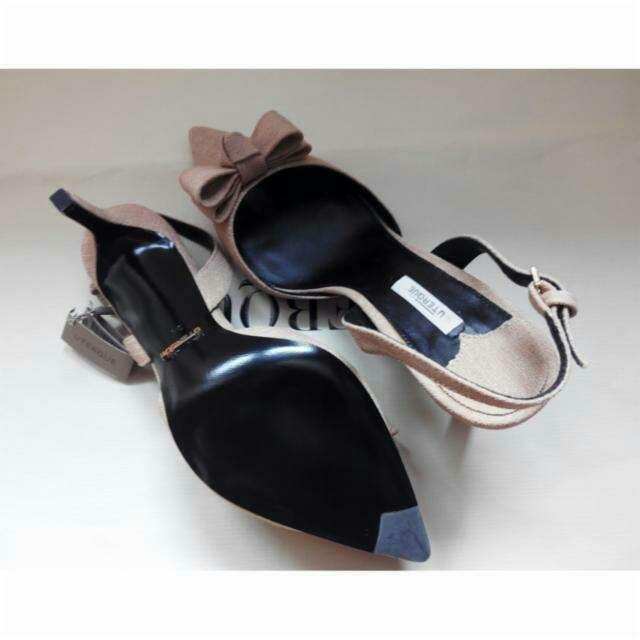 Imagen producto Zapatos rafia Uterque T.38 3