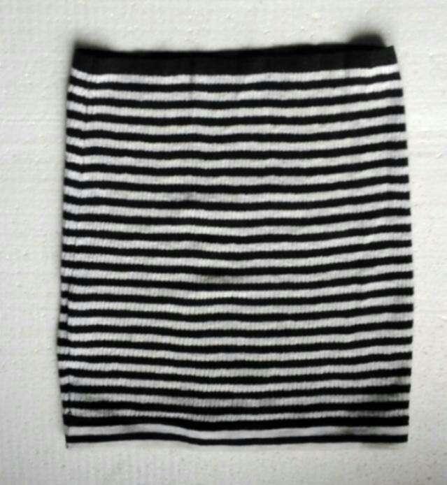 Imagen Minifalda rayas T.XS