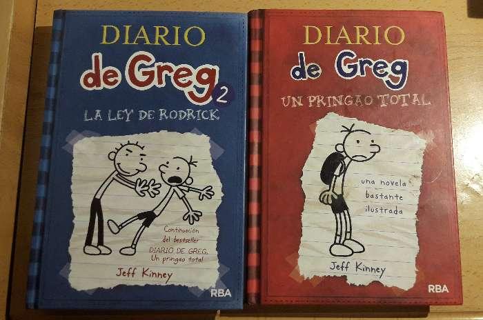 Imagen Colección El diario de Greg