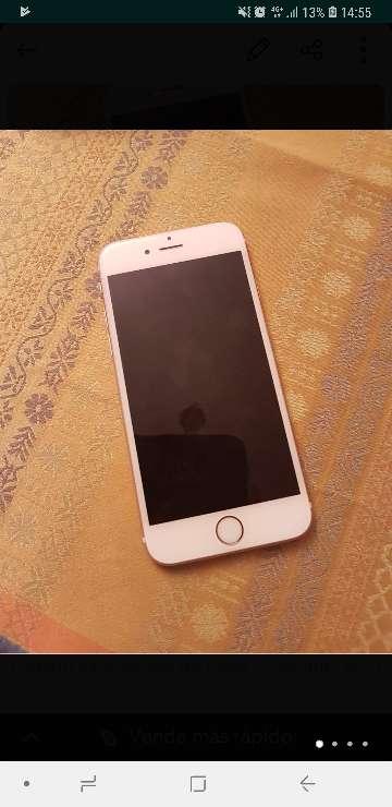 Imagen IPhone 6s 16GB Rosa Libre