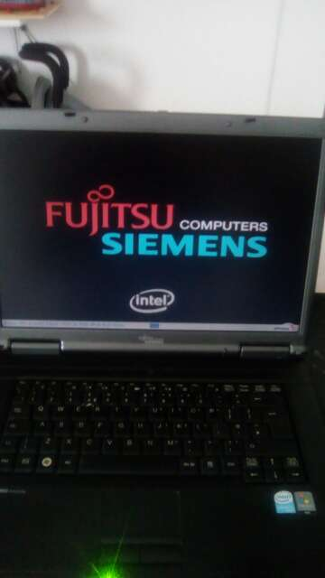 Imagen Portatil/Laptop Fujitsu-Siemens