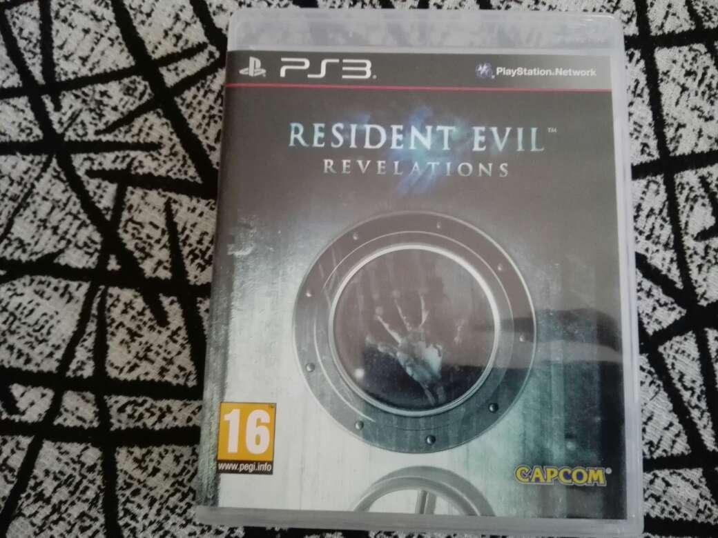 Imagen producto Resident evil revelations ps3 1