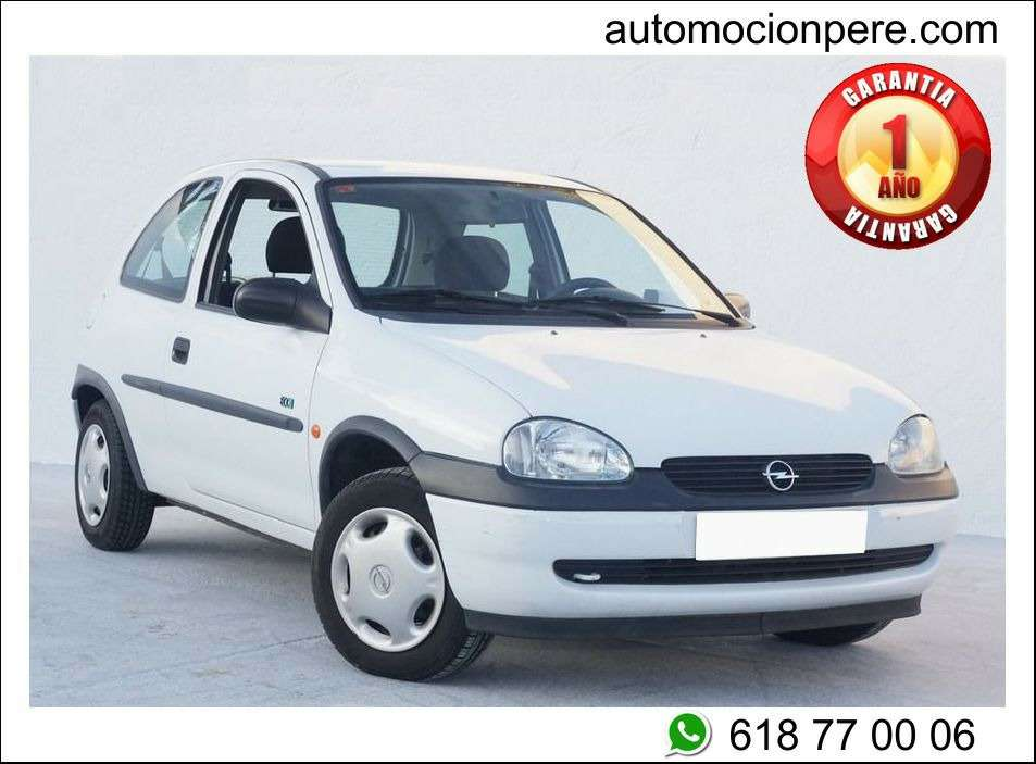 Imagen Opel Corsa 1.0i 12V Eco. Solo 47.000 Kms. Garantia 12 Meses.