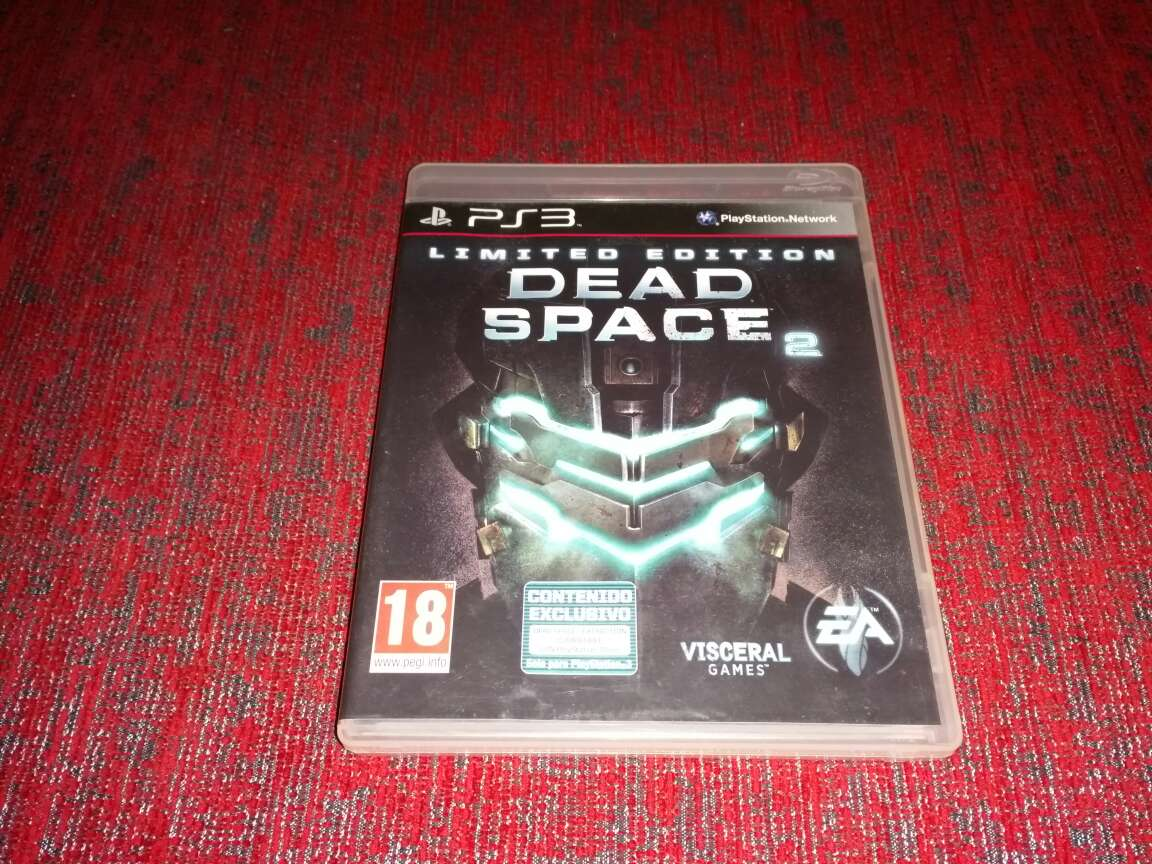 Imagen Dead space 2 limited edition, ps3