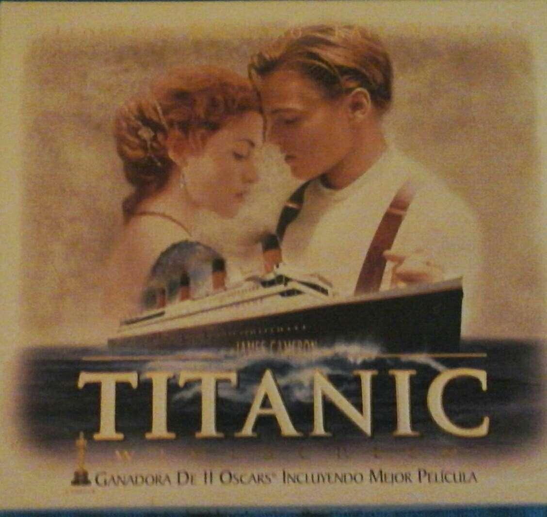 Imagen Edición Especial Titanic 1998