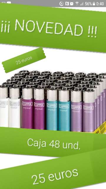 Imagen producto Encendedores 4