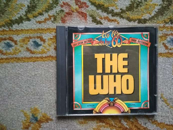 Imagen CD The who sell out