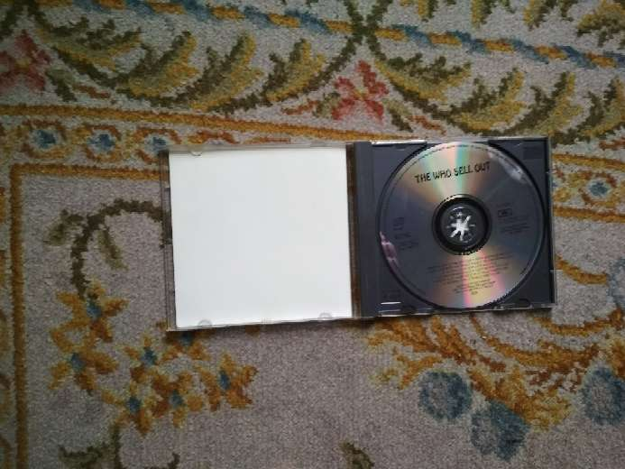 Imagen producto CD The who sell out 2
