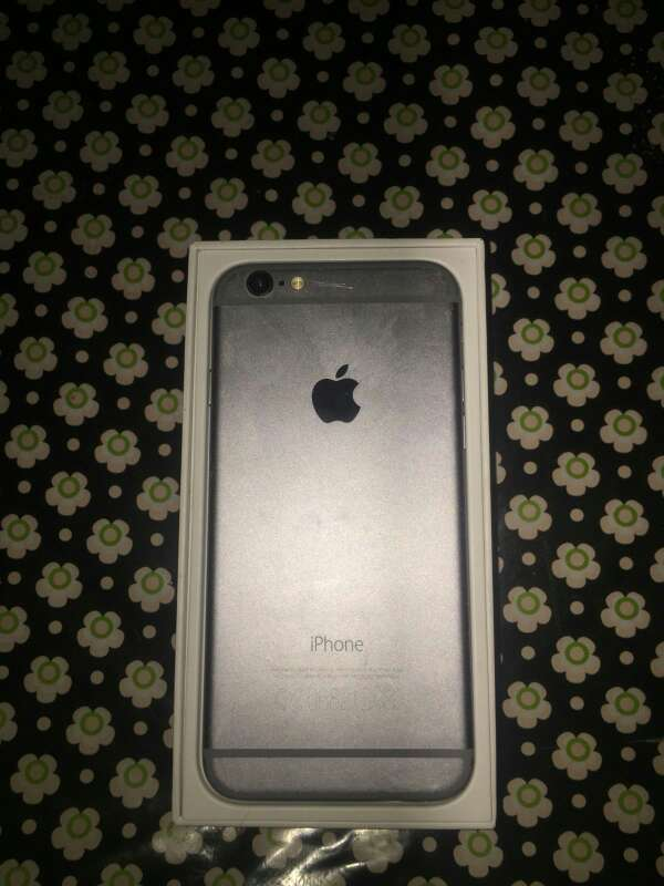 Imagen producto Vendo IPhone 6 2