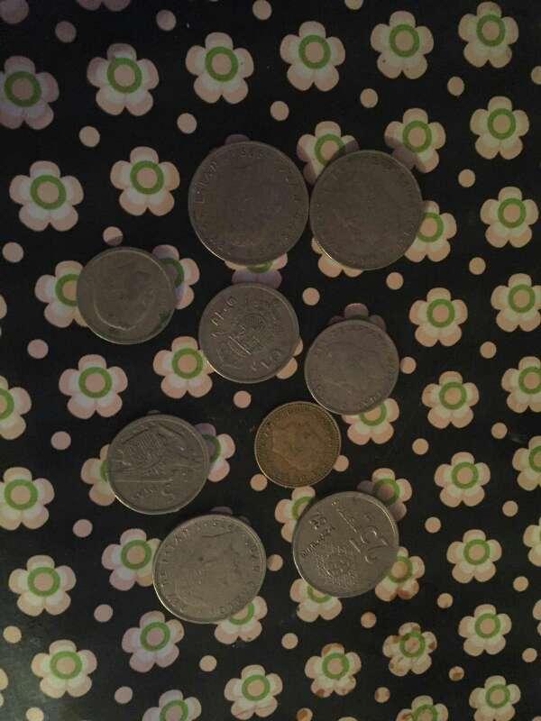 Imagen Vendo monedas de pesetas