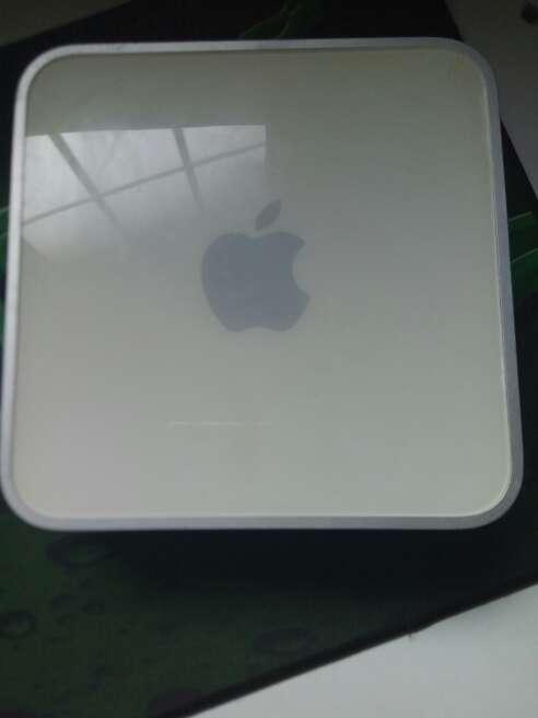 Imagen Mac mini, MacOs X