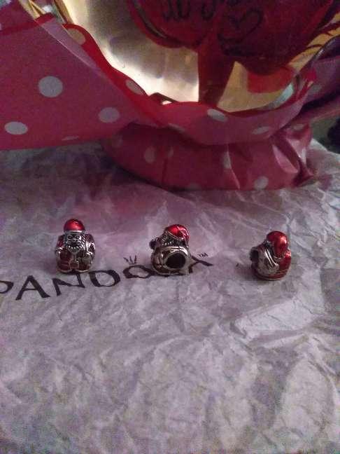 Imagen producto Santa claus Pandora  2