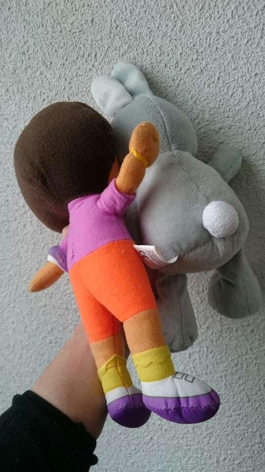 Imagen producto 2 Peluches Dora y Conejito  3
