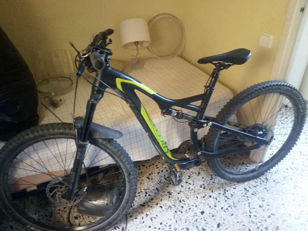 Imagen Bici Specialized Stumpjumper EVO 29