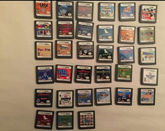 Imagen 53 juegos de Nintendo ds
