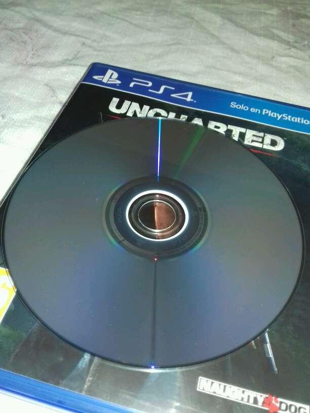 Imagen producto Uncharted:El legado perdido 4