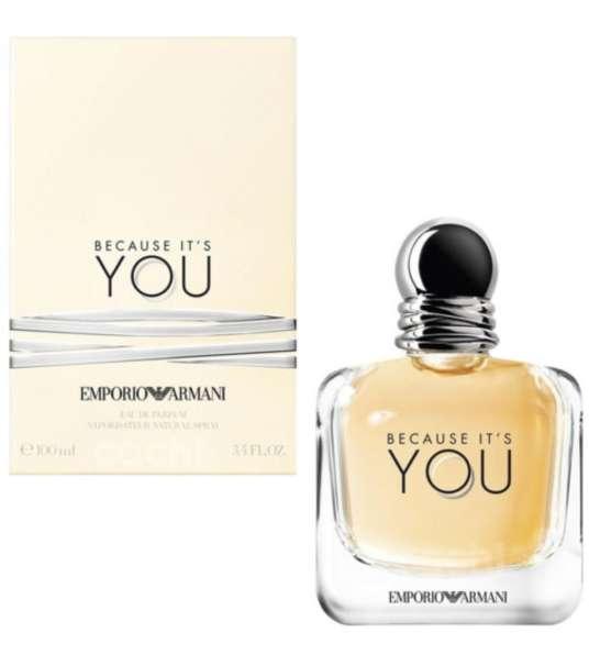 Imagen You es tu perfume?