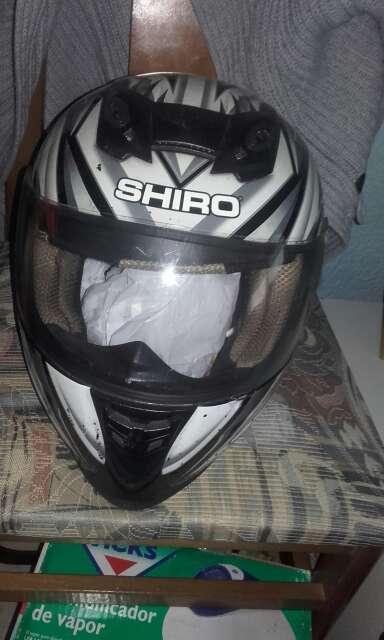 Imagen casco moto