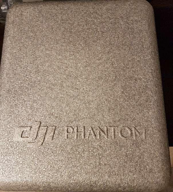 Imagen Drone DJI Phantom 4 pro