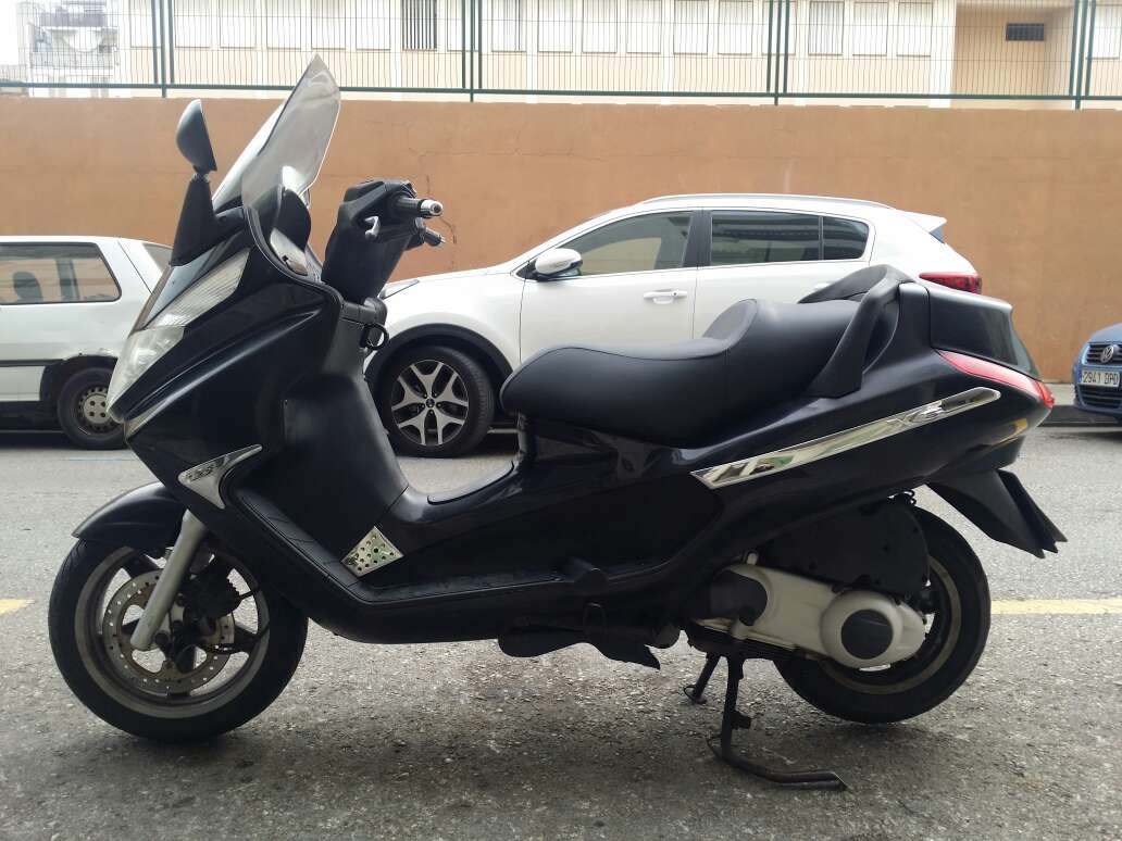 Imagen Moto Piaggio X8 250ie