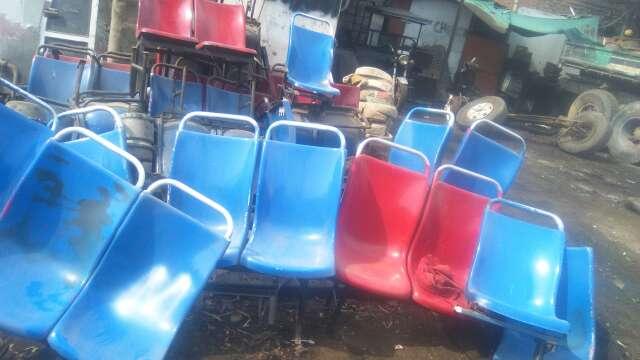 Imagen producto Vendo asientos de fibra custer ?bus?combis etc. 2