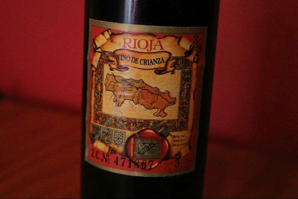 Imagen producto Viña Cumbrero 1978 Montecillo (Rioja) 4