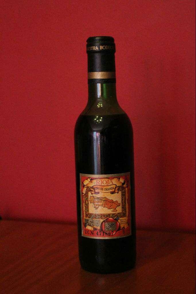 Imagen producto Viña Cumbrero 1978 Montecillo (Rioja) 5