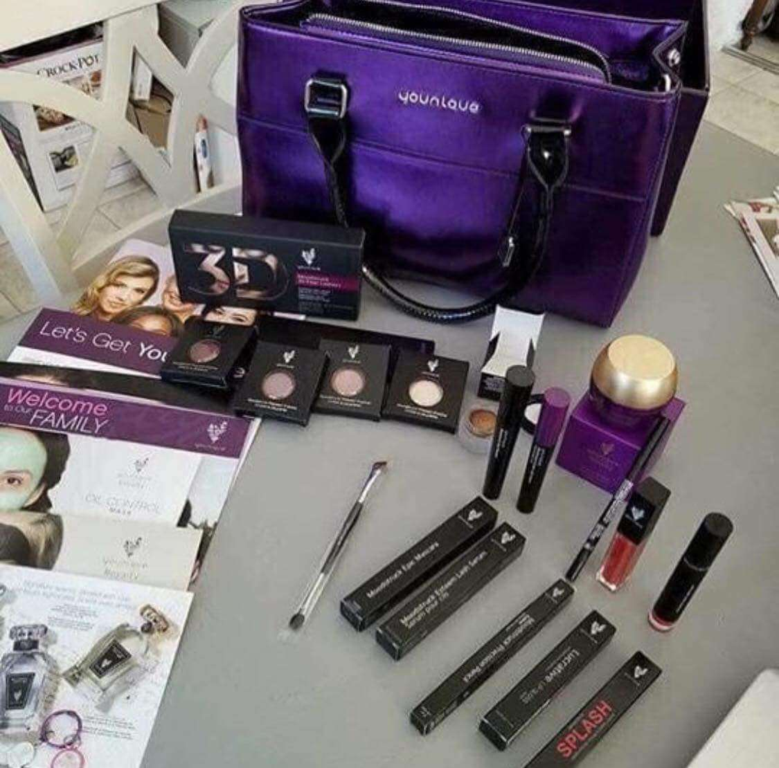 Imagen Makeup kit