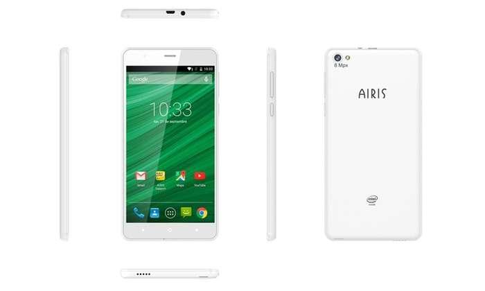 Imagen smartphone marca airis