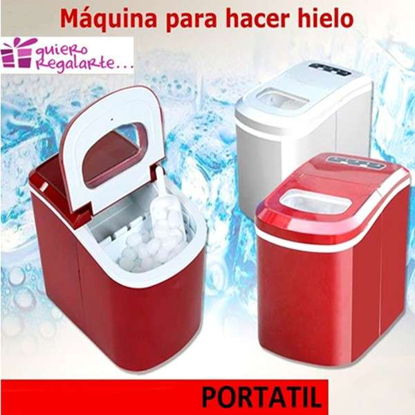 Imagen máquina de hacer hielo