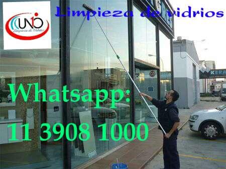 Imagen Limpieza de vidrios
