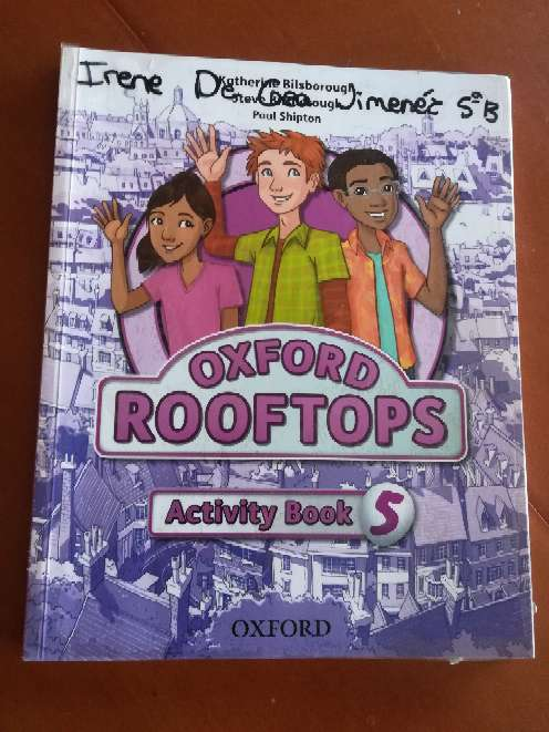 Imagen Oxford Rooftops Activity Book 5° primaria