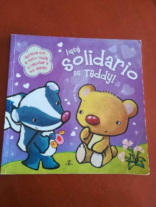 Imagen ¡Qué solidario es Teddy!
