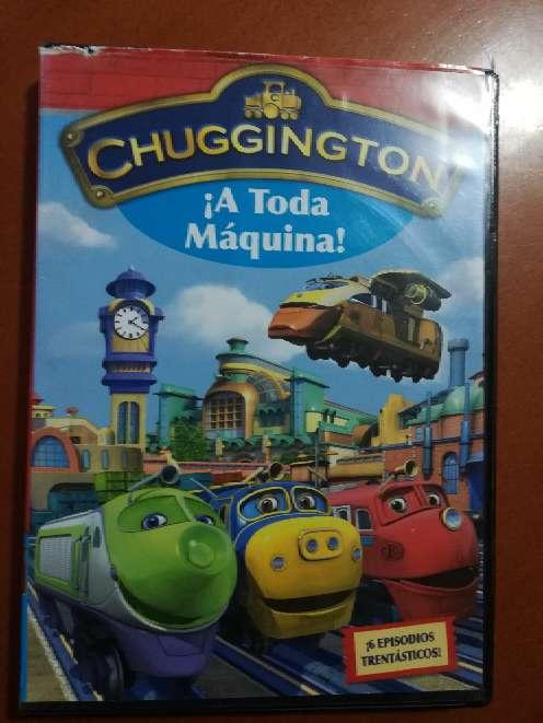 Imagen DVD Chuggington ¡A toda máquina!