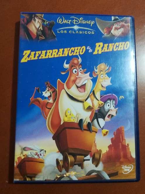 Imagen DVD Zafarrancho en el rancho