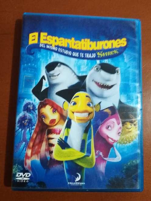 Imagen DVD El espantatiburones