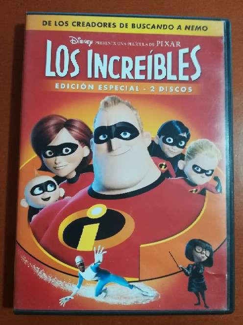 Imagen 2 DVD Los Increíbles