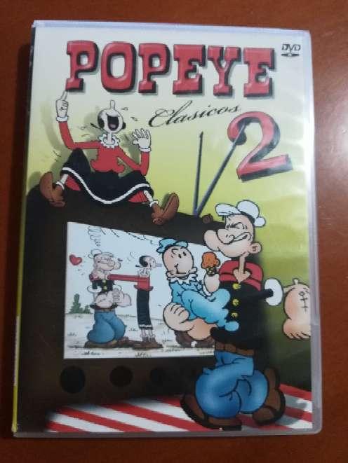 Imagen DVD Popeye 2