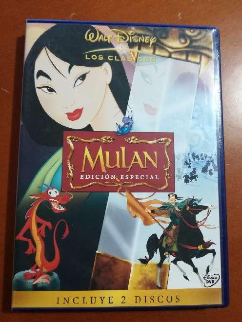 Imagen 2 DVD, s Mulan