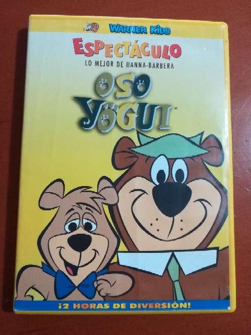 Imagen DVD El oso Yogui