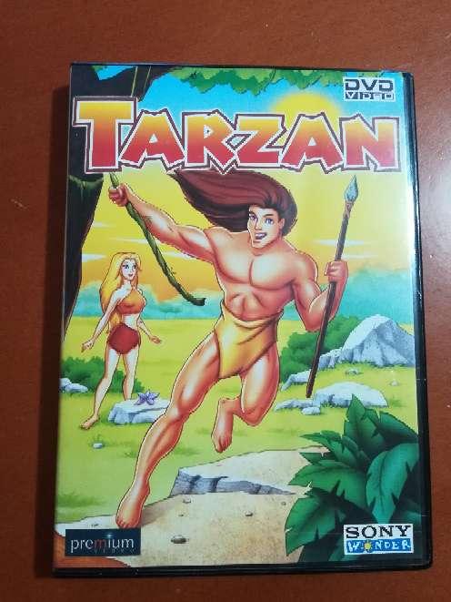 Imagen DVD Tarzan