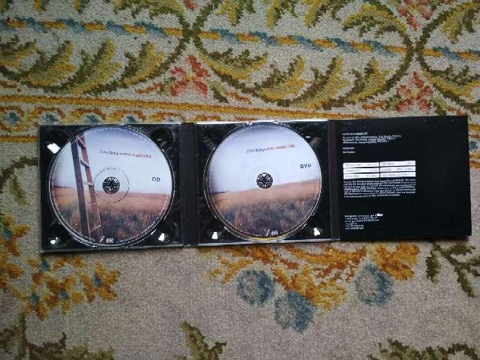 Imagen producto CD + DVD Álex Ubago aviones de cristal 2
