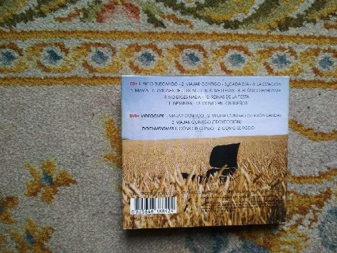 Imagen producto CD + DVD Álex Ubago aviones de cristal 4