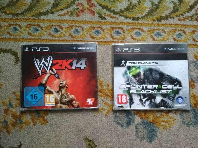 Imagen videojuegos para PlayStation 3