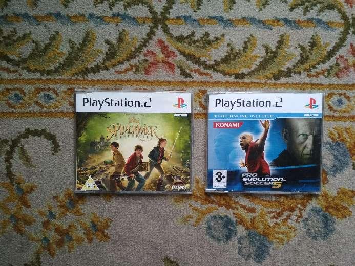 Imagen videojuegos PlayStation 2