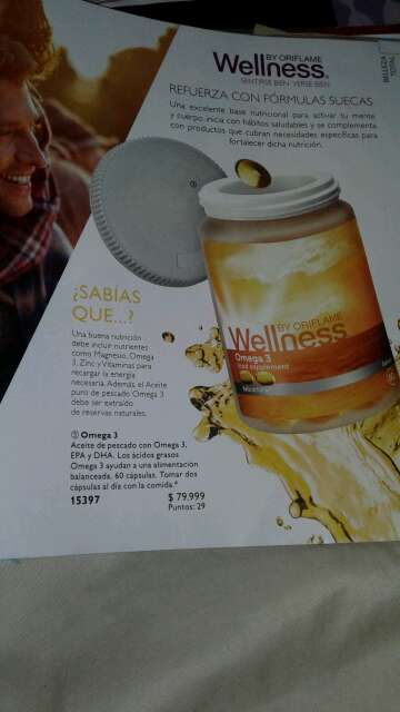 Imagen producto By oriflame wellness  4